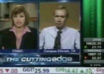 Tom & Maria on CNBC